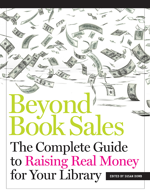 Beyond Book Sales Cover, Library Consulting