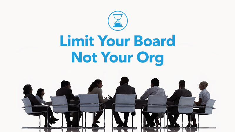 Limit Your Board Not Your Org, Library Consulting, Library Strategies Consulting Group