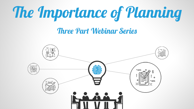 Webinar Series  The Importance Of Planning  U2013 Library