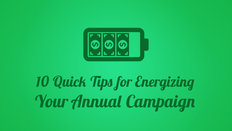 10-tips-energize-annual-campaign
