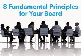 8 Fundamental Principles for Your Board