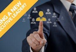 Hiring a New Executive Leader?