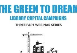Webinar Series: The Green to Dream